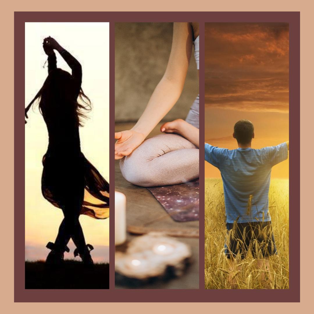 Formación meditaciones activas